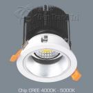 Đèn Led Âm Trần AFC 729 18W Φ90