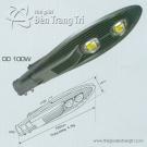 Đèn LED Chiếu Sáng Ngoài Trời DDB 100W