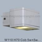 Đèn Hắt Tường LED 10W SN6243