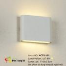 Đèn LED Hắt Tường Trang Trí AC32-101