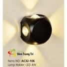 Đèn LED Hắt Tường Trang Trí AC32-106