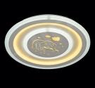 Đèn LED Ốp Trần UMLB106 Ø500