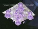 Đèn Mâm Led Vuông NLNC8402 400x400