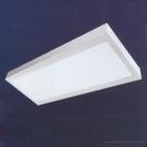 Đèn LED Panel Ốp Nổi 36W UPN04 600x300