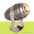 Đèn LED Rọi Cột 10W URN07 Vàng
