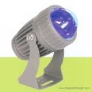 Đèn LED Rọi Cột 10W URN08 Xanh Dương