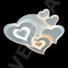 Đèn Led Trang Trí Phòng Ngủ NA-MT5095 Φ500