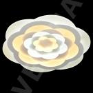 Đèn Led Trang Trí Phòng Ngủ NA-MT039 Φ500