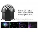 Đèn LED Trang Trí Sân Khấu Laser 01
