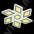 Đèn Mâm Led Ốp Trần Hiện Đại NA-MT8246 Ø500