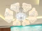 Đèn Mâm LED QN7237 Ø750