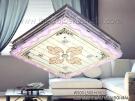 Đèn Mâm Led Vuông QN7218 500x500