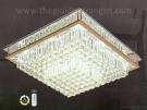 Đèn Mâm LED Vuông UMLF7366 800x800