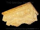 Đèn Mâm Pha Lê Chữ Nhật SN3069 1260x700