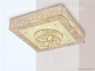 Đèn Mâm Pha Lê LED Vuông AC22-1 Ø650
