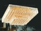 Đèn Mâm Pha Lê Vuông CM171 650x650