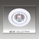 Đèn Mắt Ếch AFC 711 Ø80