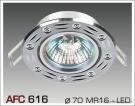 Đèn Mắt Ếch AFC 616B Ø60