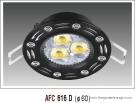 Đèn Mắt Ếch AFC 616D Ø60