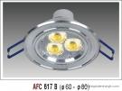 Đèn Mắt Ếch AFC 617B Ø60