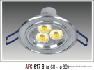 Đèn Mắt Ếch AFC 617B Φ80