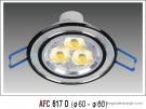 Đèn Mắt Ếch AFC 617D Ø80