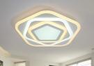 Đèn Ốp Trần LED HR8673 Φ500