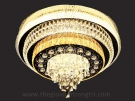 Đèn Ốp Trần Pha Lê LED LH-MO1185 Ø800