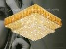 Đèn Mâm Pha Lê LED UMLF1506 600x600