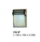 Đèn Ốp Tường Chống Nổ EU-CN67