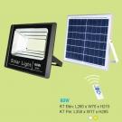 Đèn Pha LED Năng Lượng Mặt Trời 60W UFNL11