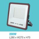 Đèn Pha LED Ngoài Trời 100W UFA17