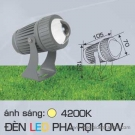 Đèn Pha Led Rọi Cây LED AFC 10W