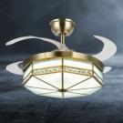 Đèn Quạt Trần Hiện Đại ERA-QD9015 Ø1100