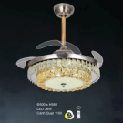Đèn Quạt Trần Hiện Đại ERA-QD9016 Ø1100