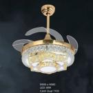 Đèn Quạt Trần Hiện Đại ERA-QD9017 Ø1100
