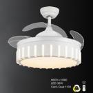 Đèn Quạt Trần Hiện Đại ERA-QD9029 Ø1100