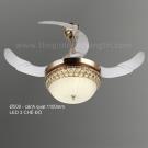 Đèn Quạt Trần Hiện Đại KH-QT4215 Ø1100