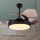 Đèn Quạt Trần Hiện Đại KH-QT4293 Ø1100