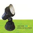 Đèn Rọi Cỏ LED 7W URN118