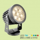 Đèn Rọi Cỏ LED 7W URNA80