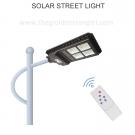 Đèn Pha Led Ngoài Trời Năng Lượng Mặt Trời LH-SLS90W