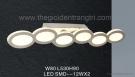 Đèn Soi Gương LED 12W Đổi Màu QN7248