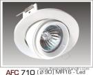 Đèn Mắt Ếch AFC 710 Ø80
