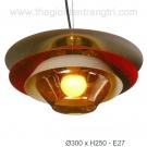 Đèn Thả Bàn Ăn AU-DT9205B Ø300