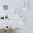 Đèn Thả LED E3-170 Ø350