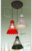Đèn Thả Bàn Ăn UTQ1104-3 Ø300