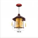 Đèn Thả Da Dê EU-TG508 Ø250