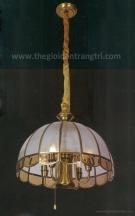 Đèn Thả Đồng UTD9016-5 Ø420