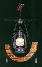 Đèn Thả Gỗ PN86118